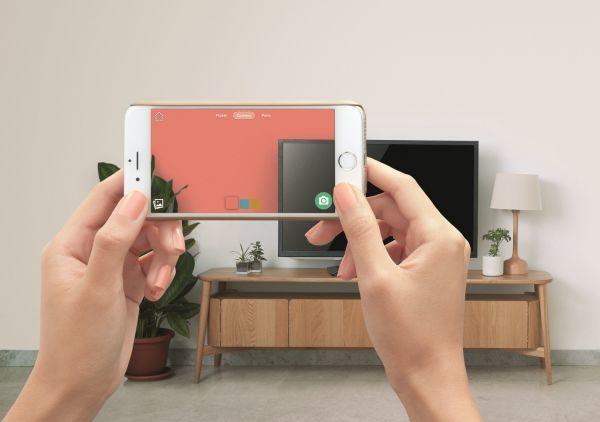 """ออกแบบสีห้องได้ง่ายๆ ผ่านแอพฯ """"Dulux Visualizer"""""""