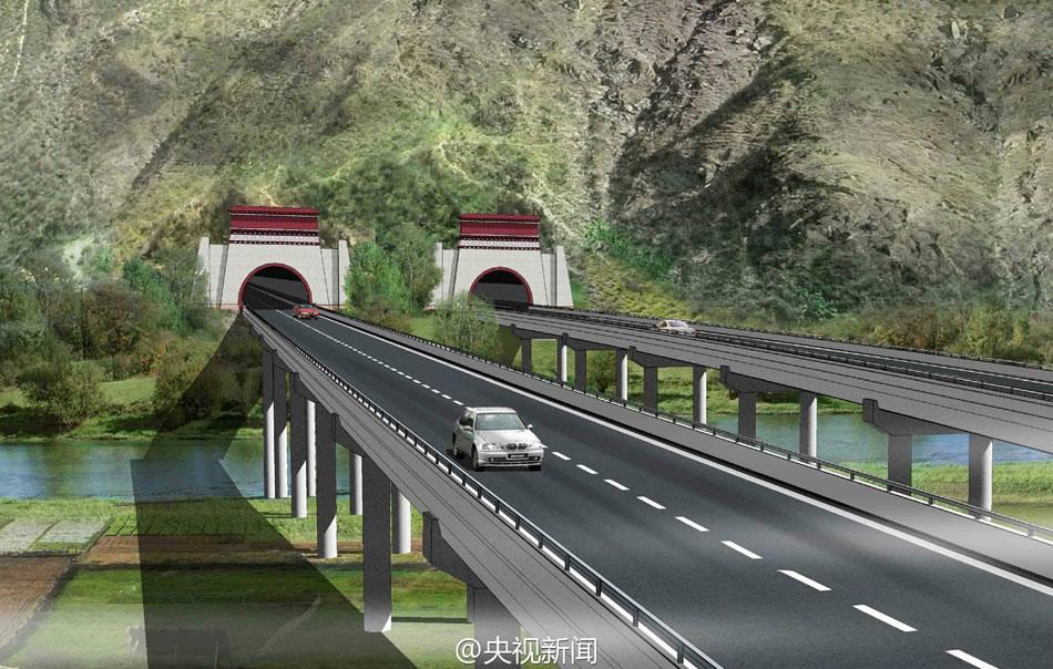 ถนนวงแหวนที่สูงที่สุดในโลก เตรียมผุดในทิเบตเร็วๆนี้!