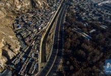 เสร็จแล้ว! การก่อสร้างถนนครั้งใหญ่ในทิเบต