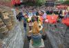 """ความเชื่อของชาวจีน """"บูชาเทพเจ้าเตาไฟ"""" ช่วงตรุษจีน"""