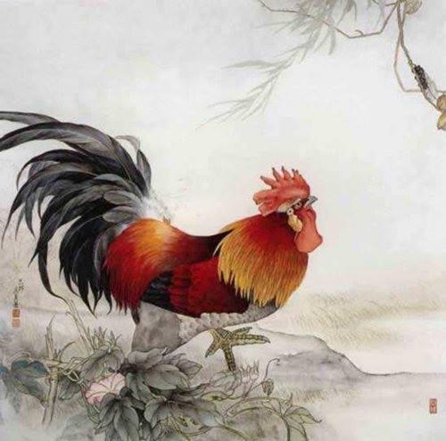 ปีระกากับความเชื่อของชาวจีน