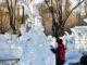 ดันนศ.อาชีวะคว้ารางวัลชนะเลิศแกะสลักหิมะที่ประเทศจีน ดันต่อยอดเป็นเถ้าแก่น้อย