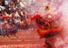 ฉลองเทศกาลโคมไฟในมนต์เสน่ห์แห่งมณฑลกวางตุ้ง