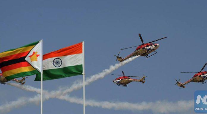 ตามไปดู! งานแอร์โชว์ครั้งล่าสุดในอินเดีย